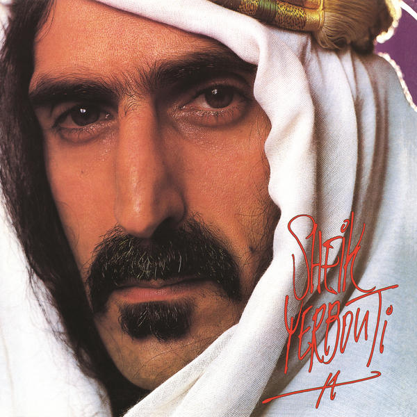 Copertina Disco Vinile 33 giri Sheik Yerbouti [2 LP] di Frank Zappa