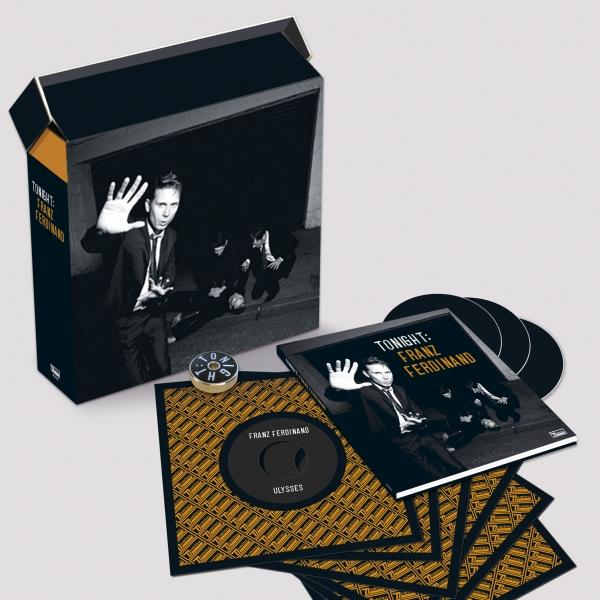 Copertina Disco Vinile 33 giri Tonight: Franz Ferdinand [Cofanetto 6lp+2cd+1dvd] di Franz Ferdinand