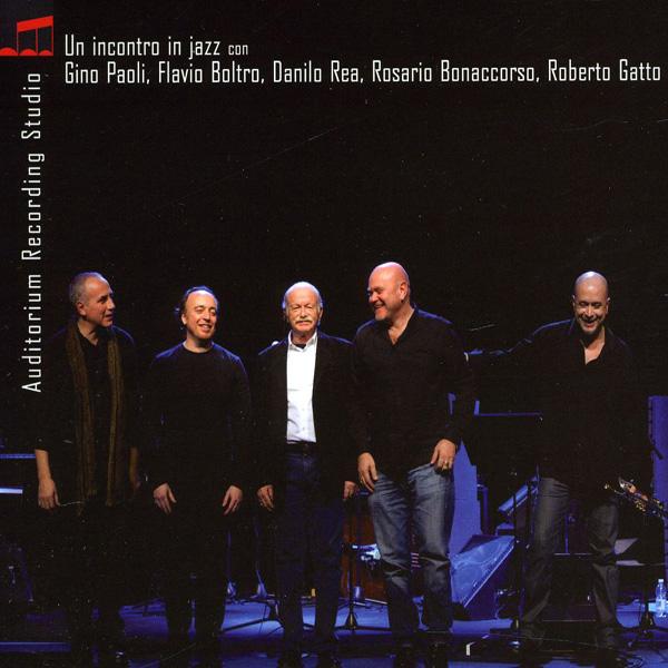 Copertina Disco Vinile 33 giri Un Incontro In Jazz di Gino Paoli