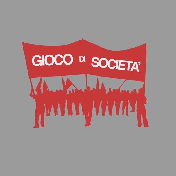 Copertina Disco Vinile 33 giri Gioco di società [LP+CD] di Offlaga Disco Pax