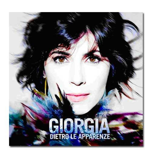 Copertina Disco Vinile 33 giri Dietro le Apparenze di Giorgia