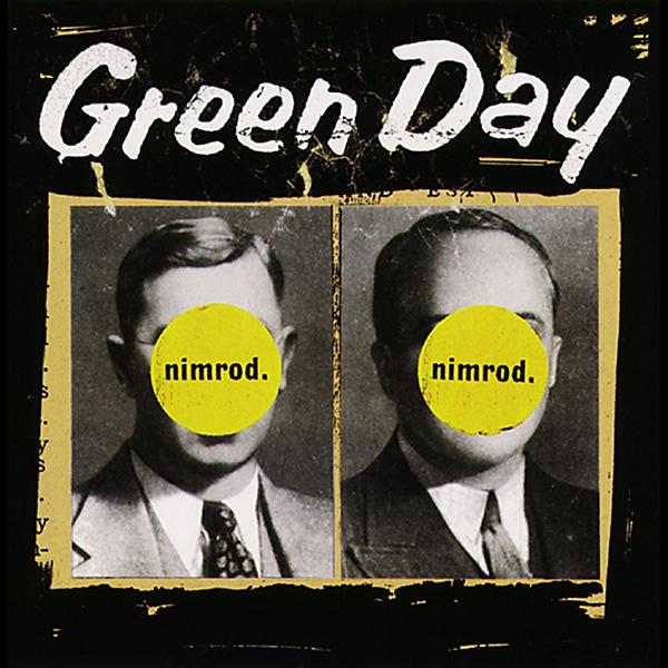 Copertina Vinile 33 giri Nimrod [2 LP] di Green Day