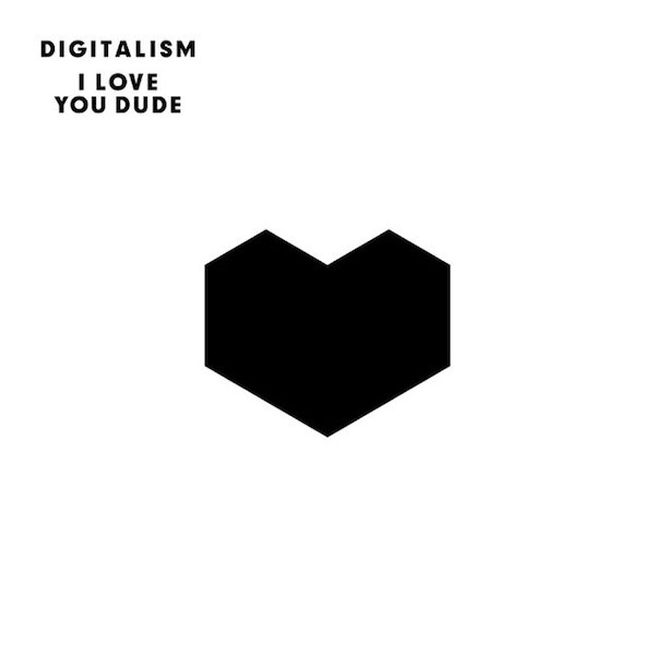 Copertina Disco Vinile 33 giri I Love You Dude   di Digitalism