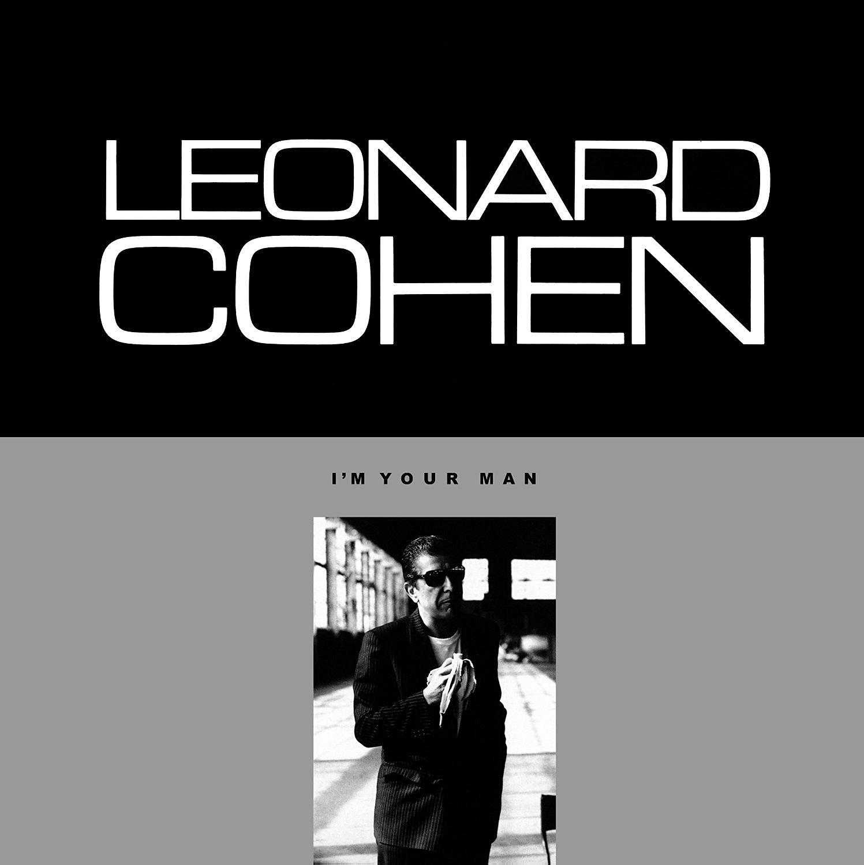 Copertina Disco Vinile 33 giri I'm Your Man di Leonard Cohen