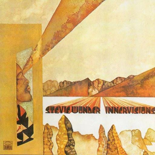 Copertina Vinile 33 giri Innervisions di Stevie Wonder