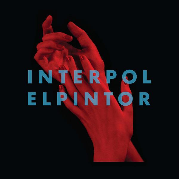 Copertina Disco Vinile 33 giri El Pintor di Interpol
