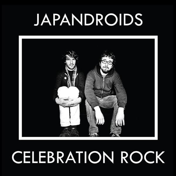 Copertina Disco Vinile 33 giri Celebration Rock di Japandroids