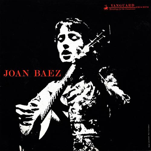 Copertina Disco Vinile 33 giri Joan Baez di Joan Baez