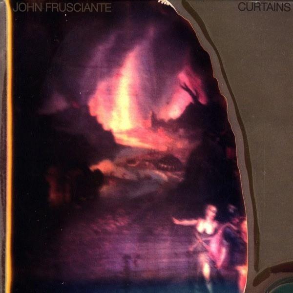 Copertina Disco Vinile 33 giri Curtains di John Frusciante