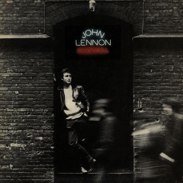 Copertina Disco Vinile 33 giri Rock 'n' Roll di John Lennon