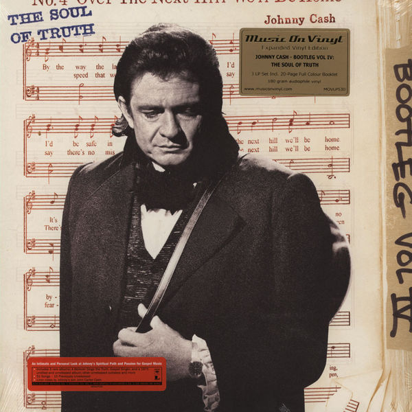 Copertina Disco Vinile 33 giri Bootleg Vol.4