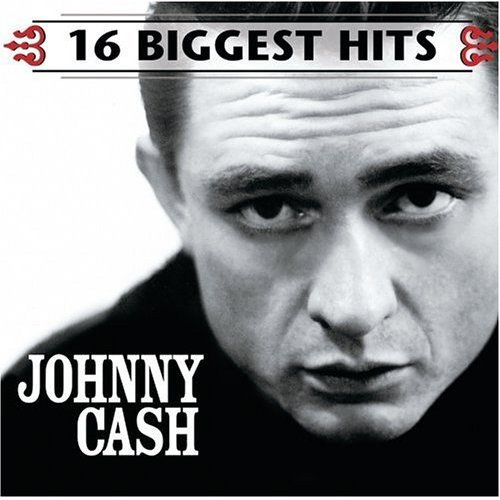 Copertina Disco Vinile 33 giri 16 Biggest Hits di Johnny Cash