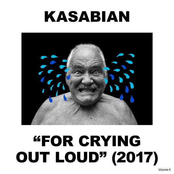 Copertina Vinile 33 giri For Crying Out Loud di Kasabian
