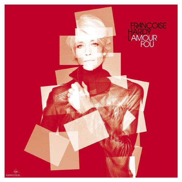 Copertina Disco Vinile 33 giri L'amour Fou di Francoise Hardy