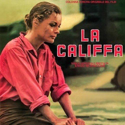 Copertina Disco Vinile 33 giri La Califfa di Ennio Morricone