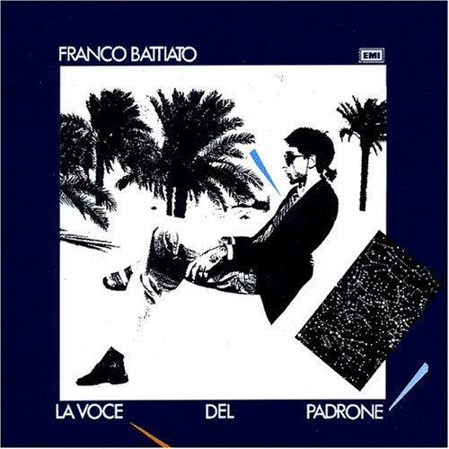 Copertina Disco Vinile 33 giri La Voce Del Padrone di Franco Battiato