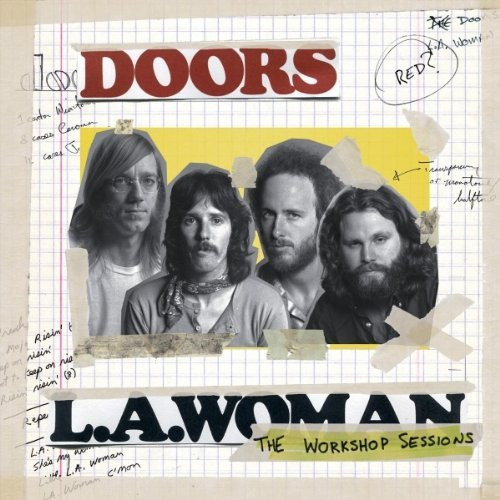 Copertina Disco Vinile 33 giri L.A. Woman the workshop sessions di The Doors