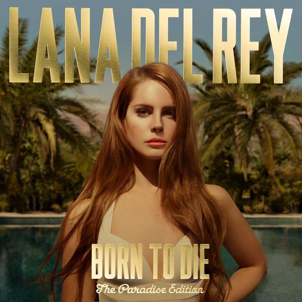 Copertina Disco Vinile 33 giri Paradise di Lana Del Rey