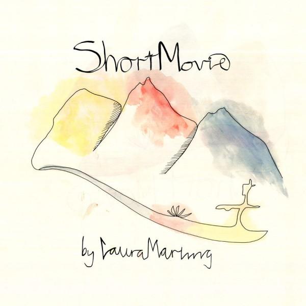 Copertina Disco Vinile 33 giri Short Movie [2 LP] di Laura Marling