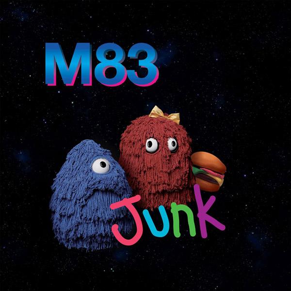 Copertina Disco Vinile 33 giri Junk [2 LP] di M83