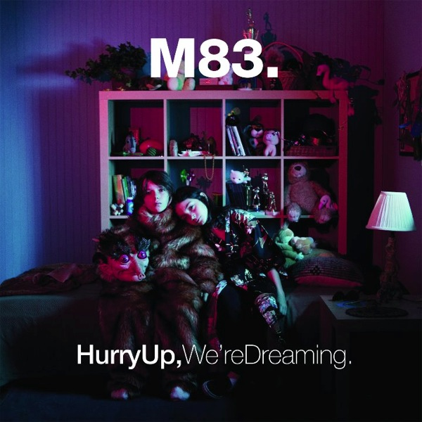 Copertina Disco Vinile 33 giri Hurry Up, We're Dreaming [2 LP] di M83