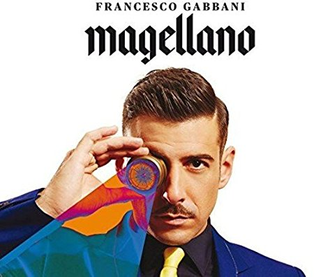 Copertina Vinile 33 giri Magellano di Francesco Gabbani