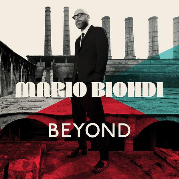Copertina Disco Vinile 33 giri Beyond [2 LP] di Mario Biondi