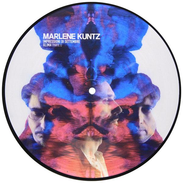 Copertina Disco Vinile 33 giri Impressioni Di Settembre [Singolo Picture Disc] di Marlene Kuntz