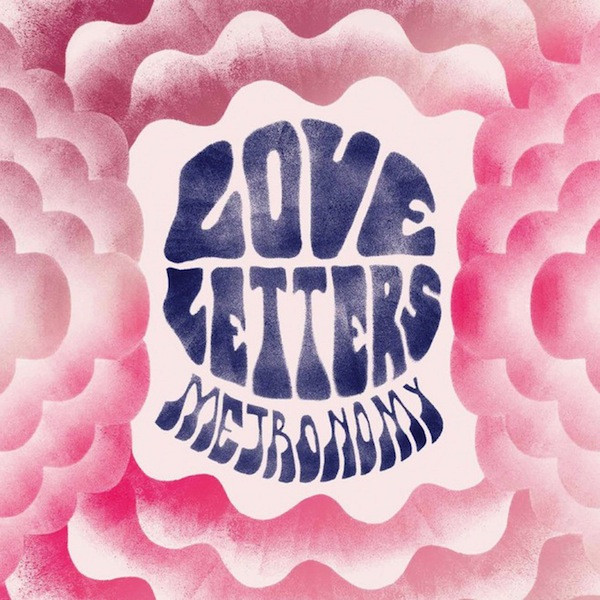 Copertina Disco Vinile 33 giri Love Letters [LP+CD] di Metronomy