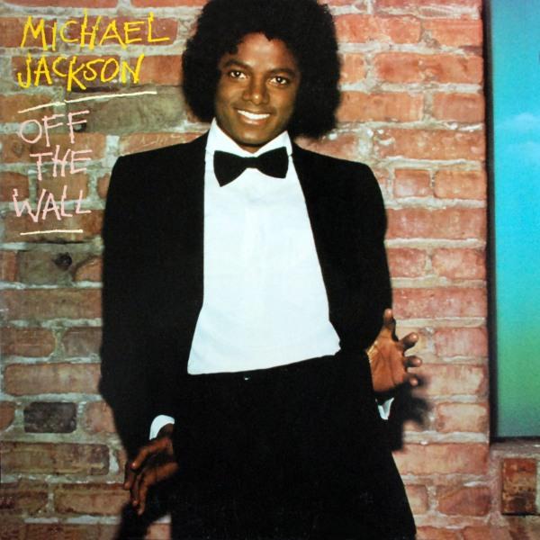 Copertina Disco Vinile 33 giri Off the Wall di Michael Jackson