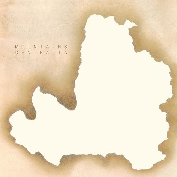 Copertina Disco Vinile 33 giri Centralia [2 LP] di Mountains