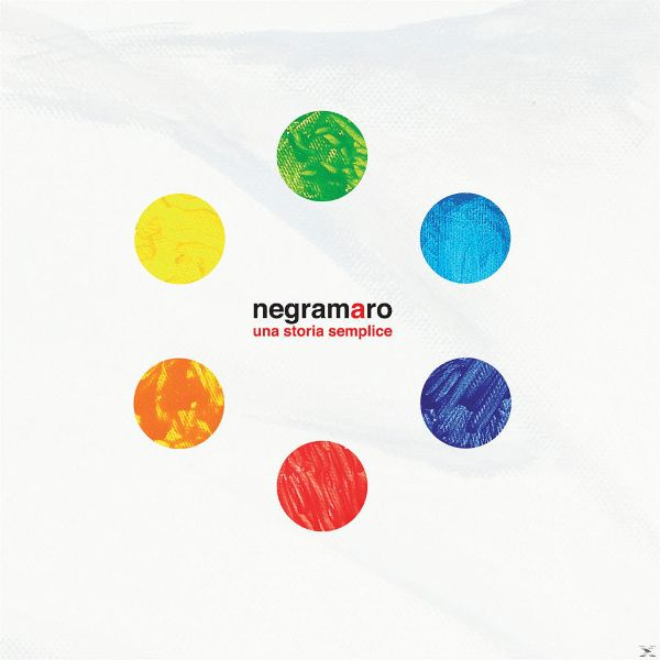 Copertina Disco Vinile 33 giri Una Storia Semplice [3 LP] di Negramaro