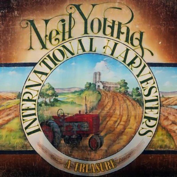 Copertina Disco Vinile 33 giri A Treasure [2 LP] di Neil Young