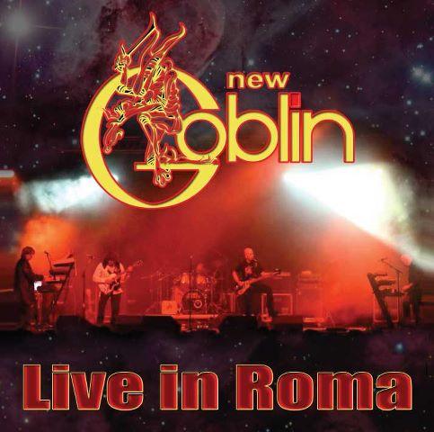 Copertina Disco Vinile 33 giri Live in Roma [2 LP] di New Goblin