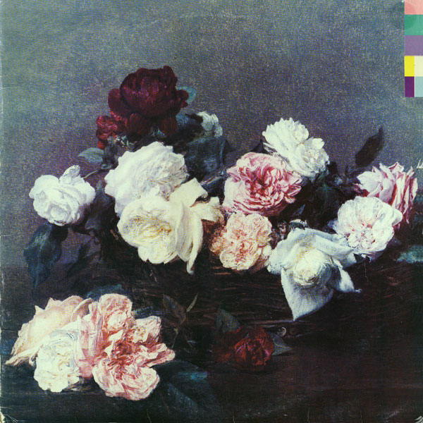 Copertina Disco Vinile 33 giri Power Corruption & Lies di New Order