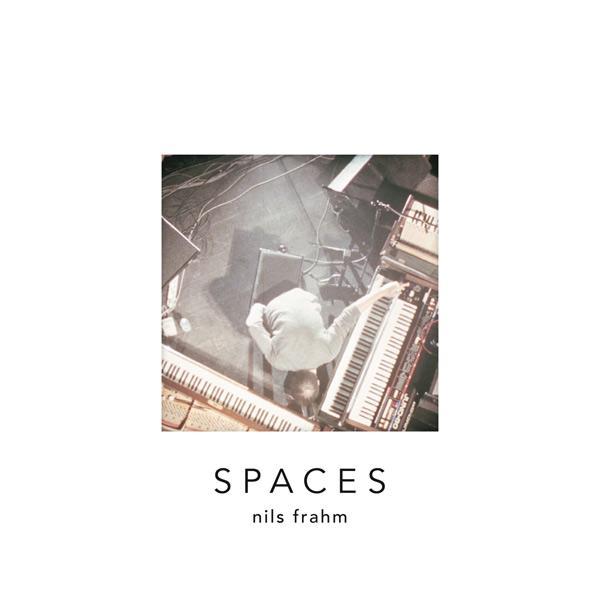 Copertina Disco Vinile 33 giri Spaces [2 LP] di Nils Frahm