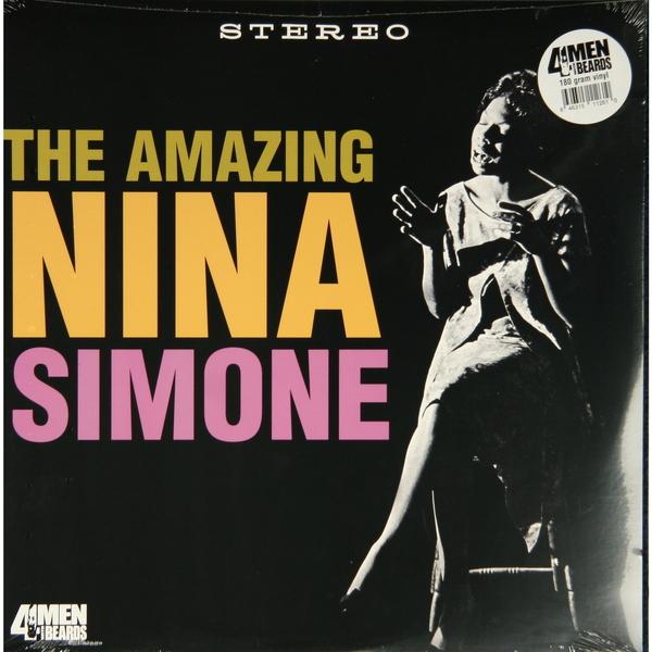 Copertina Disco Vinile 33 giri The Amazing di Nina Simone