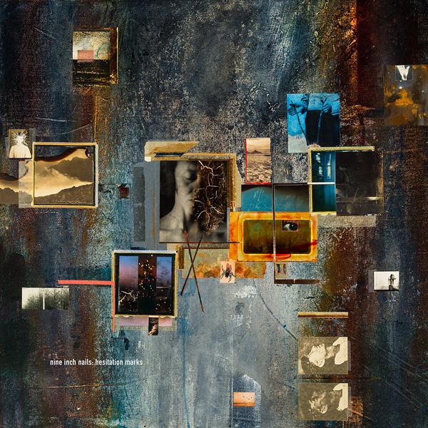 Copertina Disco Vinile 33 giri Hesitation Marks [2LP+CD] di Nine Inch Nails