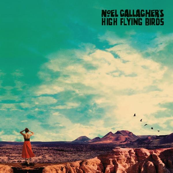 Copertina Vinile 33 giri Who Built the Moon? di Noel Gallagher's High Flying Birds