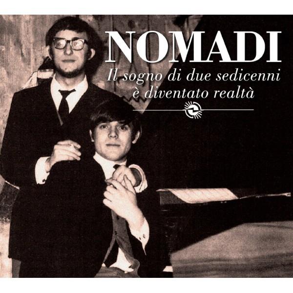 Copertina Disco Vinile 33 giri Il Sogno di Due Sedicenni è Diventato Realtà di Nomadi