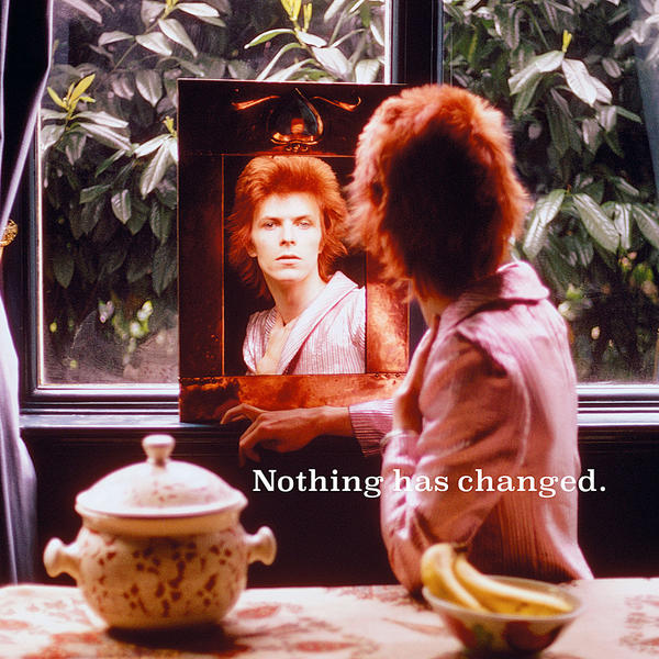 Copertina Disco Vinile 33 giri Nothing Has Changed [2 LP] di David Bowie
