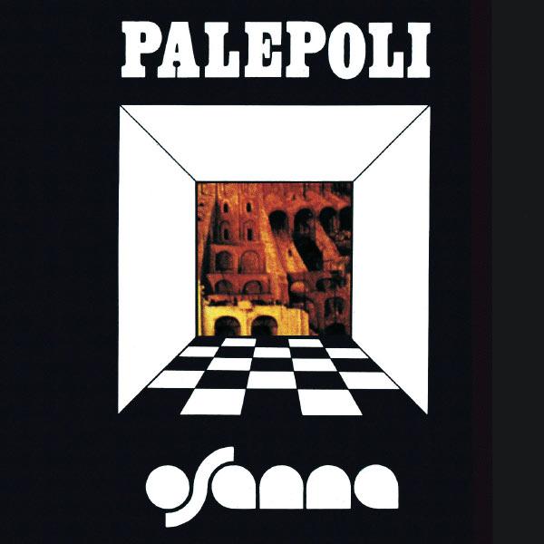 Copertina Disco Vinile 33 giri Palepoli [Rock-Progressive Italiano] di Osanna