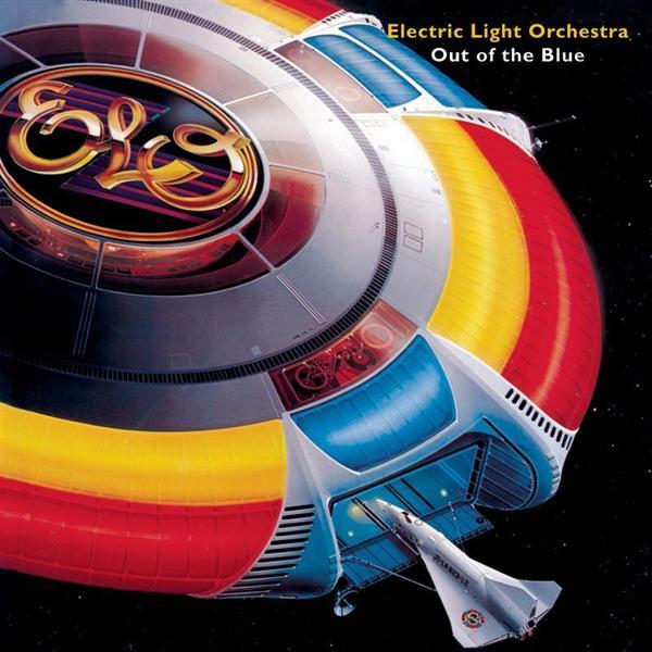 Copertina Disco Vinile 33 giri Out Of The Blue [2 LP] di Electric Light Orchestra