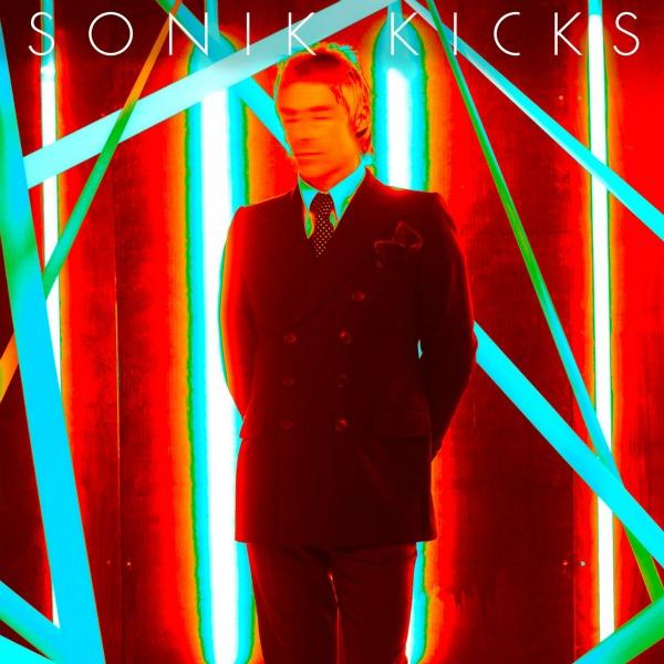 Copertina Disco Vinile 33 giri Sonik Kicks di Paul Weller