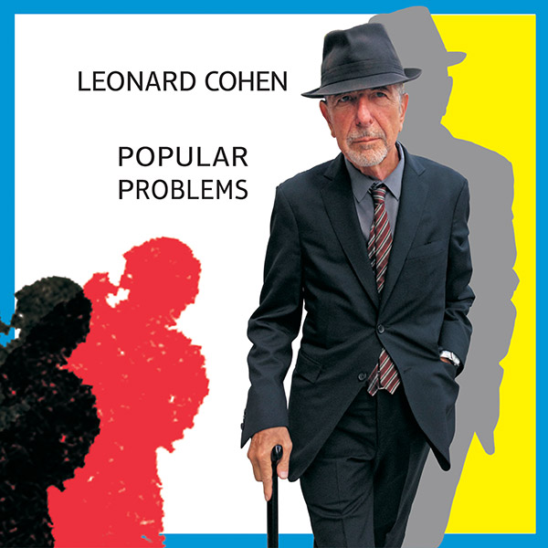 Copertina Disco Vinile 33 giri Popular Problems [LP+CD] di Leonard Cohen