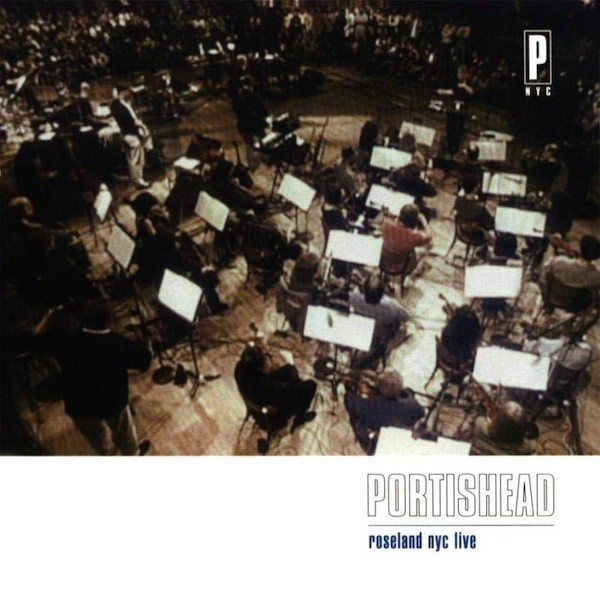 Copertina Disco Vinile 33 giri Roseland NYC Live [2 LP] di Portishead