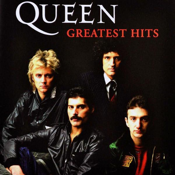 Copertina Disco Vinile 33 giri Greatest Hits [2 LP] di Queen