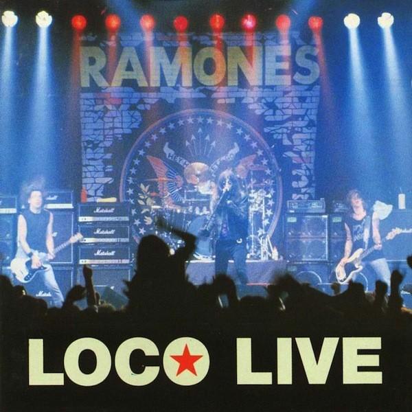 Copertina Disco Vinile 33 giri Loco Live [2 LP] di Ramones