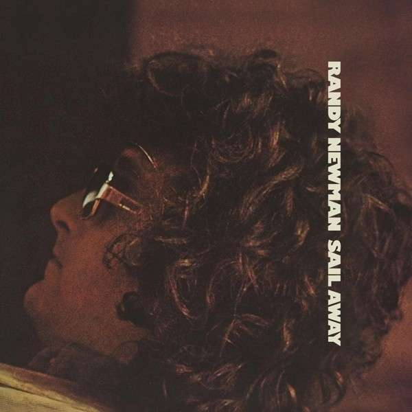Copertina Disco Vinile 33 giri Sail Away di Randy Newman