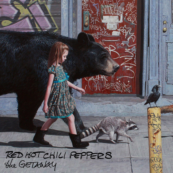 Copertina Disco Vinile 33 giri The Getaway [2 LP] di Red Hot Chili Peppers
